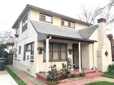 1555 32ND Street, Sacramento, CA 95816 - MLS#: 18011255