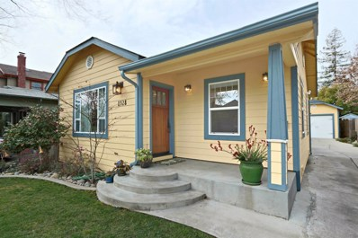 1528 35th Street, Sacramento, CA 95816 - MLS#: 18012253