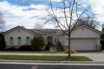 384 Crescent Drive, Roseville, CA 95678 - MLS#: 18012837
