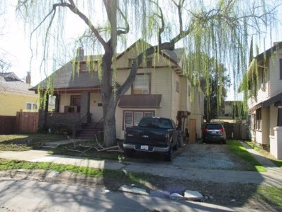 731 N Harrison Street, Stockton, CA 95203 - MLS#: 18013737