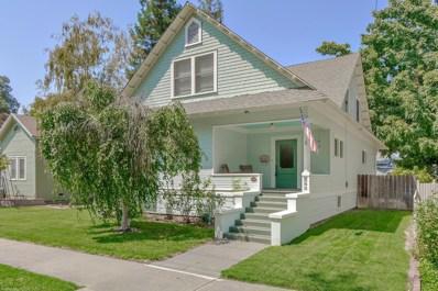 644 1st Street, Woodland, CA 95695 - MLS#: 18014324