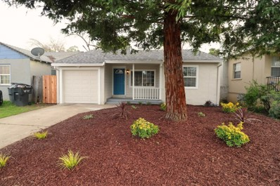 5112 15th Avenue, Sacramento, CA 95820 - MLS#: 18014337