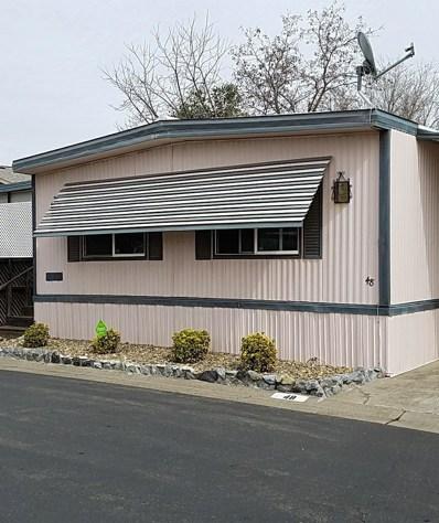 5040 Jackson Street UNIT 48, North Highlands, CA 95660 - MLS#: 18014347
