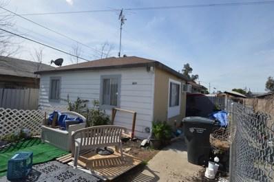 2651 Princeton Street, Sacramento, CA 95815 - MLS#: 18014508