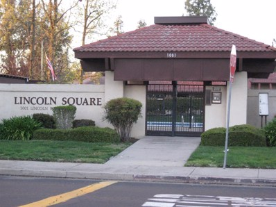1001 W Lincoln Road UNIT P, Stockton, CA 95207 - MLS#: 18014605