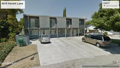 5415 Kermit Lane, Stockton, CA 95207 - MLS#: 18015370