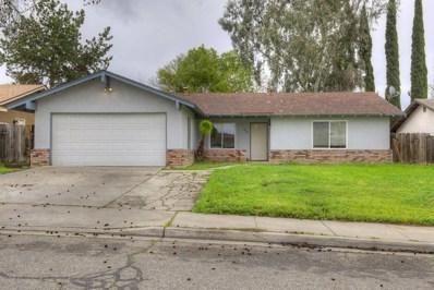 208 Hubert Drive, Modesto, CA 95354 - MLS#: 18015432