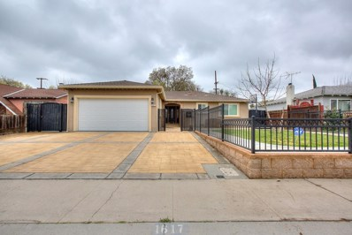1617 Hialeah Drive, Modesto, CA 95350 - MLS#: 18016646
