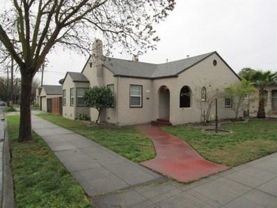 254 E Monterey Avenue, Stockton, CA 95204 - MLS#: 18017029