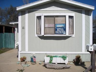 841 W Brannon Island Road UNIT 11, Isleton, CA 95641 - MLS#: 18017166