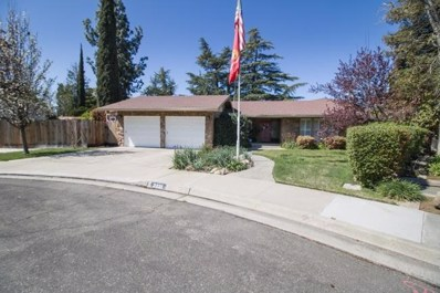 2221 Carleton Drive, Turlock, CA 95382 - MLS#: 18018015