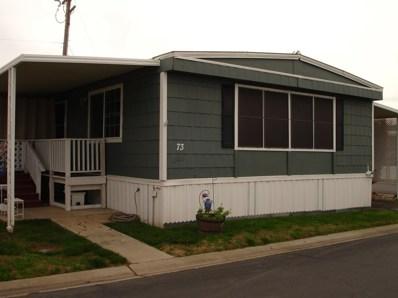 604 Pringle Avenue UNIT 73, Galt, CA 95632 - MLS#: 18018195