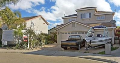 2160 Mary Alice Way, Tracy, CA 95377 - MLS#: 18018201