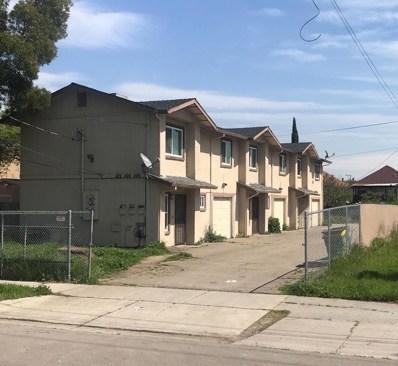 422 S Union Street, Stockton, CA 95205 - MLS#: 18018639