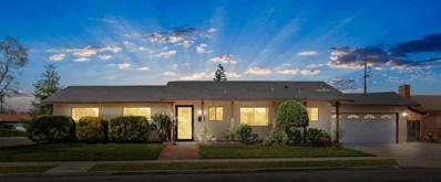 1613 Mount Vernon Drive, Modesto, CA 95350 - MLS#: 18019667