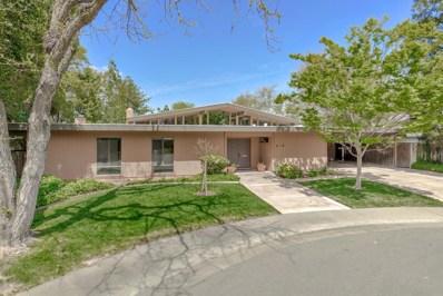 619 Barbera Place, Davis, CA 95616 - MLS#: 18020214