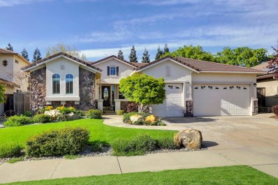 6232 Crater Lake Drive, Roseville, CA 95678 - MLS#: 18020404