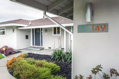 149 Fortado Circle, Sacramento, CA 95831 - MLS#: 18021113