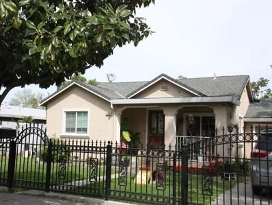665 E 6th Street, Stockton, CA 95206 - MLS#: 18022412