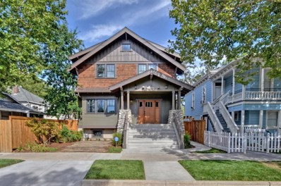309 20th Street, Sacramento, CA 95811 - MLS#: 18022698