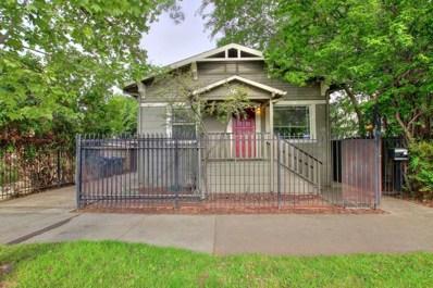1710 24th Street, Sacramento, CA 95816 - MLS#: 18022888