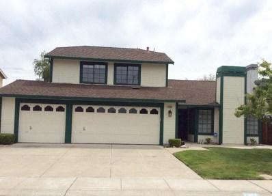 1008 Eleanor Lane, Manteca, CA 95337 - MLS#: 18023349