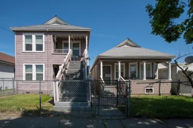 1028 S El Dorado Street, Stockton, CA 95206 - MLS#: 18023727