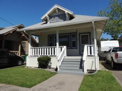 431 E Mendocino Avenue, Stockton, CA 95204 - MLS#: 18025072