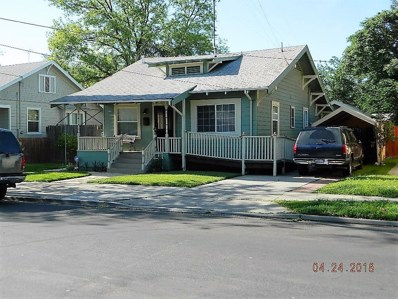 1315 E Poplar Street, Stockton, CA 95205 - MLS#: 18025883