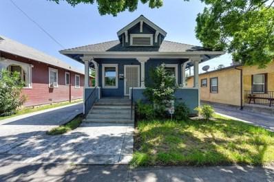 424 E Monterey Avenue, Stockton, CA 95204 - MLS#: 18026336