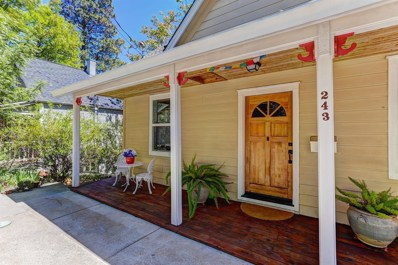 243 Harper Street, Grass Valley, CA 95945 - MLS#: 18026538