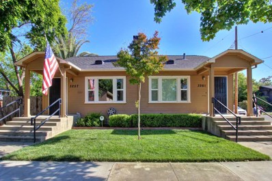 3257 W Street, Sacramento, CA 95817 - MLS#: 18028485