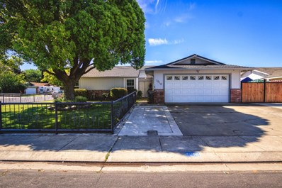 1016 Pepperwood Drive, Manteca, CA 95336 - MLS#: 18028552