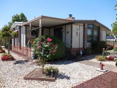 59 Amapola, Sacramento, CA 95828 - MLS#: 18029026
