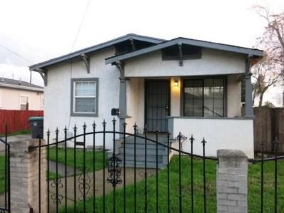 444 W Jefferson Street, Stockton, CA 95206 - MLS#: 18029216