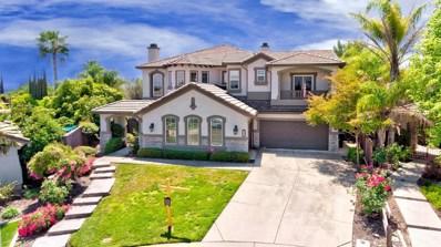 457 Venezian Court, Roseville, CA 95661 - MLS#: 18030358