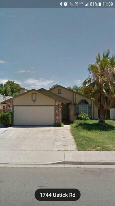 1744 Ustick Road, Modesto, CA 95358 - MLS#: 18030403