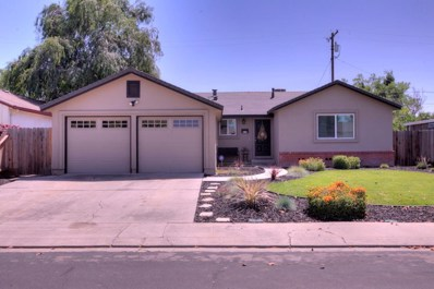 242 Martha Street, Manteca, CA 95337 - MLS#: 18030952