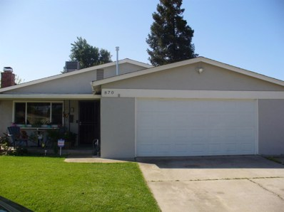 870 Del Monte Court, Manteca, CA 95336 - MLS#: 18031415