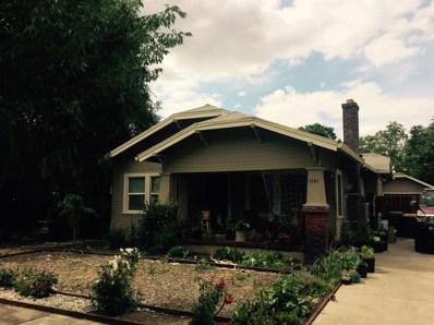 1741 Monte Diablo Avenue, Stockton, CA 95203 - MLS#: 18031950