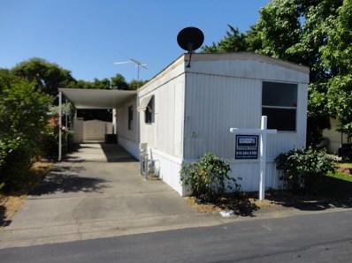 8665 Florin Road UNIT 76, Sacramento, CA 95828 - MLS#: 18032619