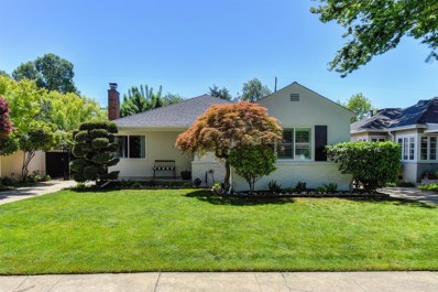 1414 Perkins Way, Sacramento, CA 95818 - MLS#: 18032735