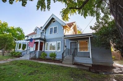 1307 N San Joaquin Street, Stockton, CA 95202 - MLS#: 18033904