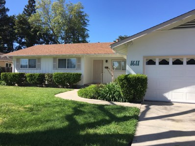 1611 McClellan Way, Stockton, CA 95207 - MLS#: 18034210