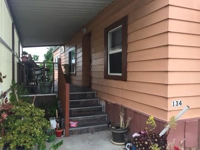 5100 N Hiway 99 UNIT 134, Stockton, CA 95212 - MLS#: 18035077