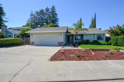 2012 Gainsboro Place, Modesto, CA 95355 - MLS#: 18035911