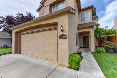 7846 Bonny Downs Way, Elk Grove, CA 95758 - MLS#: 18036066