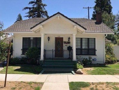 708 W Oak Street, Lodi, CA 95240 - MLS#: 18036602