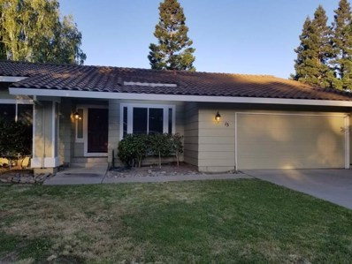 15 Free River Court, Sacramento, CA 95831 - MLS#: 18036818