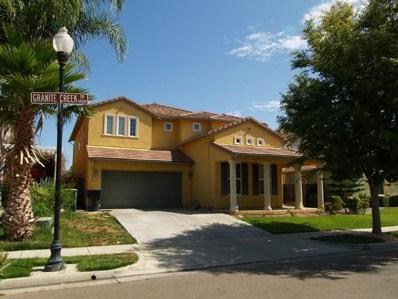 1455 Granite Creek Drive, Patterson, CA 95363 - MLS#: 18037449